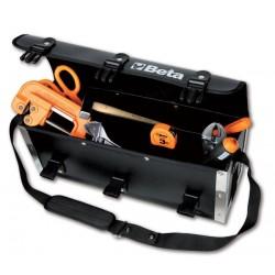 Verktyg för rörmokare - inkl. 35 proffsverktyg i en tålig verktygsväska med axelrem, högsta kvalitet, Beta