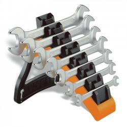Blocknyckelsats, 7st, 6x7-18x19mm, Beta 55/SP7
