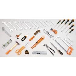 Verktyg för rörmokare - inkl. 35 proffsverktyg,  högsta kvalitet, Beta