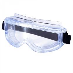 Färglösa skyddsglasögon mot splitter, B, PC