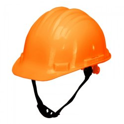 SAFETY HELMET, ORANGE, CAT. II, CE, LAHTI
