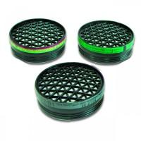 UNO NEW filter A1 för skyddsmasken med art.nr. 46063, 2st.