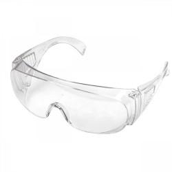 Färglösa skyddsglasögon mot splitter