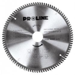 Cirkelsåg för NON-FEROUS METALS 250 100T 30MM PROLINE