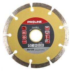 Diamantkapskiva, 230x2.5x7.5 22.2mm  PROLINE