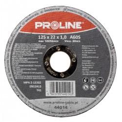 CUTTING DISK för STANLESS STEEL. T41, 400X4.0X32A24Q PROLINE