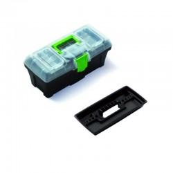 "Verktygslåda med handtag 1/2"" 30x17x15 Greenbox"