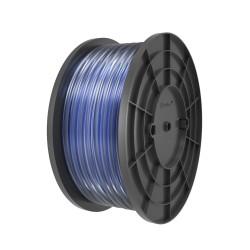 Universalslang, tekniskt slang T10, extra tjock, transparent 40-80m, 8-16mm, rulle - 10mm 55m