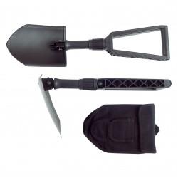 Spade, liten ihopfällbar minispade  24-58cm, Fiskars