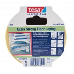 Dubbelsidig tejp för golvmattor m.m., extra stark, 10M:50MM, Tesa