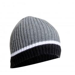 Vintermössa akryl varm, grå-vit, LAHTI