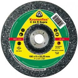 CUTTING DISCS för STONE - 12  5 2.5 22 platt