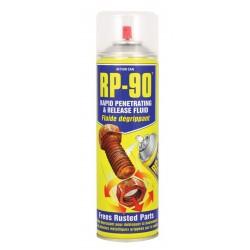 Rostrengöring, rostspray RP90 500ml djuprengörande