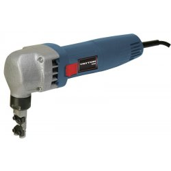 Elektriskt plåtsax 380W, 1700 rpm, 2 knivar, inkl. väska, Tryton