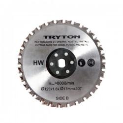 Sågklinga, TCT 12  5MM för DUAL-BLADE SAW TPD8  60K