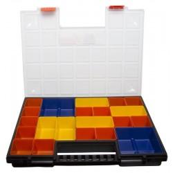 Förvaringsbox, organiser 21 fack 39x30.3x5 cm, PROLINE HD