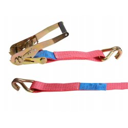 TRANSPORT STRAP,  2 ELEMENTS, 50MM 8  MB 5000KG PROLINE
