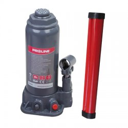 HYDRAULIC  JACK 5T, 216-413MM (4,3KG) CE PROLINE