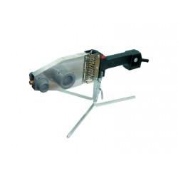 Värmekolv för sammanfogning av PVC rör PJ-1 700/350W, 230V med stativ