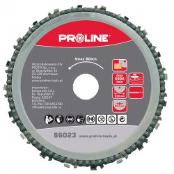 Cirkelsåg BLADES för trä- 230 MM