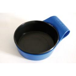 Plastbehållare 0.5L med fot för blandning av gips