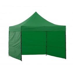 Tält 2x3m, stabil av bra kvalitet, olika färger, 3 eller 4 väggar (snabbtält, arbetstält, försäljningstält, eventtält)