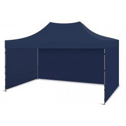Tält 3x4.5m, stabil av bra kvalitet, olika färger, 3 eller 4 väggar (snabbtält, arbetstält, försäljningstält, eventtält)