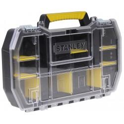 "Förvaringsbox, organiser 19"" 50x9.5x33 cm Stanley"