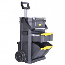 Modulära verktyglådor, verktygsboxar på hjul, RWS 2-i-1 Stanley