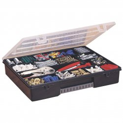 Förvaringsbox, organiser 18 fack 36,5 x 6,4 x 29,1cm Stanley