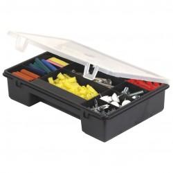 Förvaringsbox, organiser 11 fack 24,5 x 5,5 x 17,4cm Stanley