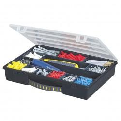 Förvaringsbox, organiser 14 fack 34x26x57 cm Stanley