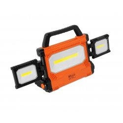Arbetsbelysning - COB LED 3000 + 1500 LM, trippellampa