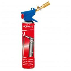 Gasbrännare sats med smalt munstycke, butan/propan