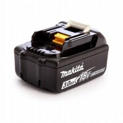 Makita batteri Li-Ion 18V 3,0 Ah, BL1830B