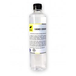 Handdesinfektion 80% 0.5L för professionell bruk, bakterier och virusdödande, Fors (säljs i 10-pack)