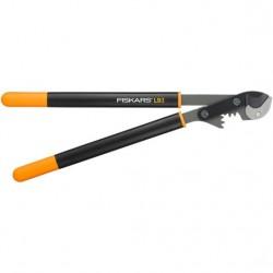 Grensax PowerGear™ Steel (M) L93, längd 64cm max. diam. 55mm, med utväxling, Fiskars
