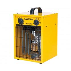 Byggfläkt, värmefläkt 3.3 kW 230V, Master EPB