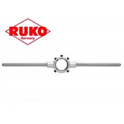 Gängsnittsvrede, svängjärn för gängsnitt 65x25 (yttre diam. 25mm) längd 630mm RUKO