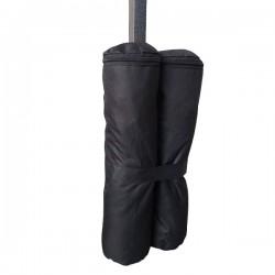 Tältvikt, viktpåsar för tält, tyngdpåsar (toma) - tälttillbehör