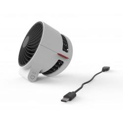 Boneco Air Shower fläkt F50 - portabel, personlig fläkt, 12cm, touch control, USB-C