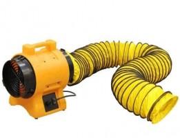 Flexrör för industrifläkten Master BLM 6800 - 7,6m, 340mm, 4515.560