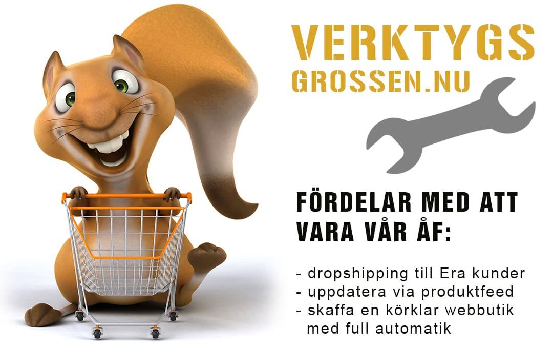 Dropshipping grossist - blir vår ÅF - se våra automatiserade lösningar!